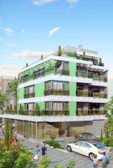 apartments in downtown Razgrad