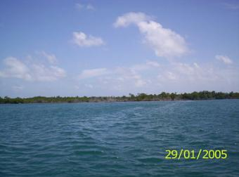 Island For Sale in Belize Placentia Village