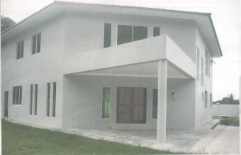 Double Storey Detached House Bandar Seri Begawan