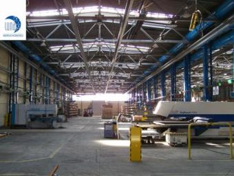 Production warehouse to lease Poznan