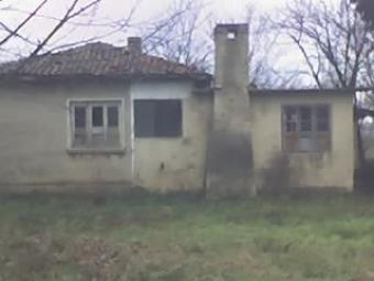 Old house in Bulgaria Near Varna