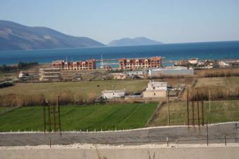 Plot of land for sale in Orikum Vlore