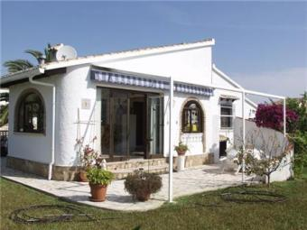 Very well maintained villa Els Poblets