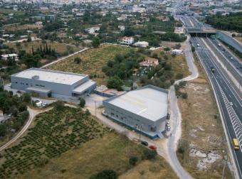 BUY Warehouses in Athens,Greece! Athens