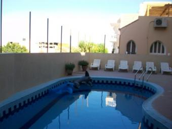 Luxury 1BR with Swimming Pool Hurghada