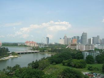 SALE : The Riverine by the Park Singapore
