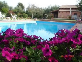 Wonderful villa with pool in Nor Alghero