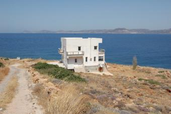 Newly built property tree storie Crete Sitia