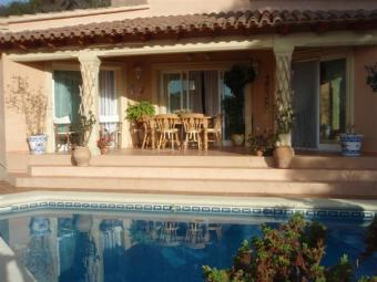 Villa with pool Jalo valley Elche