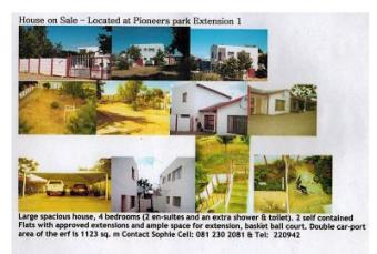 Beautiful house for Rent Windhoek