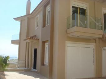 luxurious house 350 sqm Athens Voula Panorama