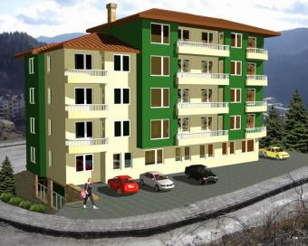 Very Special Panaromic Apartment Pamporovo