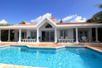 Beautiful Anguilla Villa Lockrum Bay