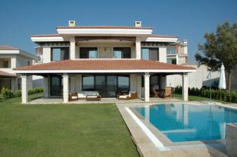 Luxury private villa with pool Kusadasi