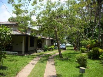 River front house and property Moratuwa