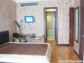 Apartment for rent in The Manor Hcmc