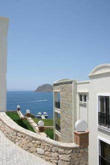 Apartments by the beach Bodrum