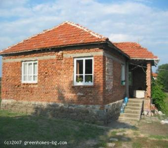 A solid small one storey house Yambol