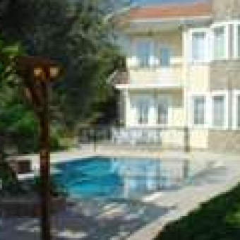 The Villa and pool Fethiye