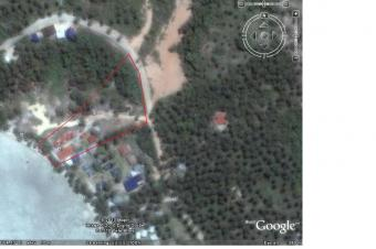 Resort for sale in Koh Pha-ngan Suratthani