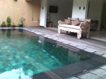 4 bedroom villa in umalas rental Bali