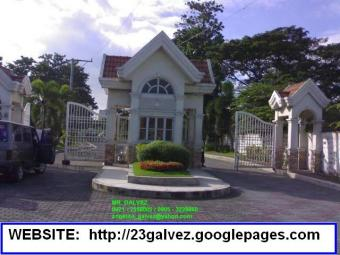VICTORIA PLACE LOT FOR SALE Pasig City