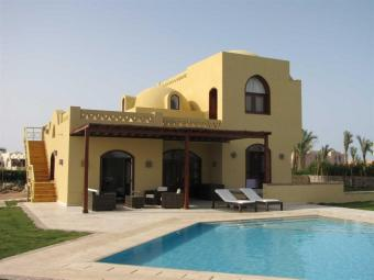 4 Bedroom North Golf Villa El Gouna