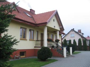 luxurious house central Poland Kleczew