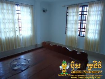 NEWLY APARTMENT FOR RENT LOCATED Phnom Penh