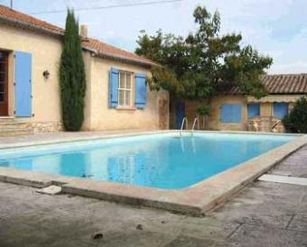 house with pool St Remy De Provence