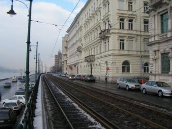 Danube side flat 2 bed Budapest