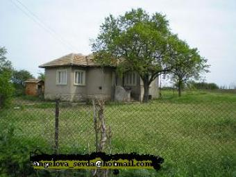 rural house 25 km away from sea Dobrich