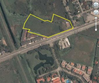 Land 11 rai for Sale THB 100 Mil Chiang Mai