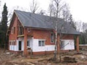 The new house in Russia, the Tam Tambov
