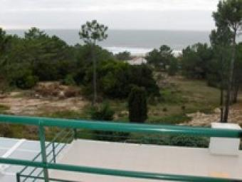 Villa with pool and sea view Nazaré