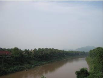 we have land with house for sale Luangprabang