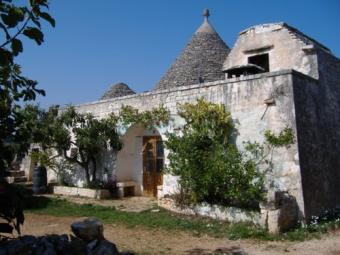 Rif.581b Trulli on sale Alberobello