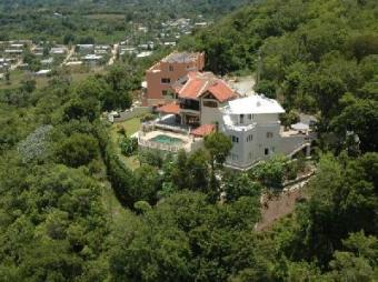 This is a spectacular 3 story Sosua