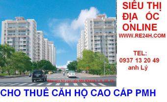 Apartment for rent Hcm City