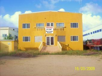 Commercial building in Aruba Balashi