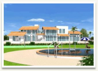Gated Beach plots at ECR Chennai