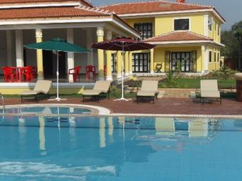 Villas and Apartments for rent Goa