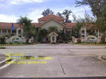 CLUB MOROCCO RES`L LOT FOR SALE Cabitaugan, Subic, Zambales