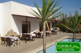Hotels etc. For Sale or Rent Bodrum Peninsula
