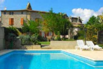 luxury house and gite complex Carcassonne