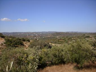 Land of 5400m2 in sunny Algarve Estoi