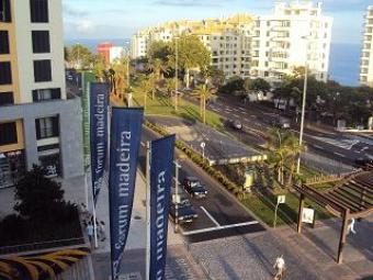 apartment with oversea view Madeira