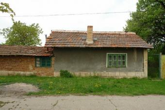 Small old house. Ruse