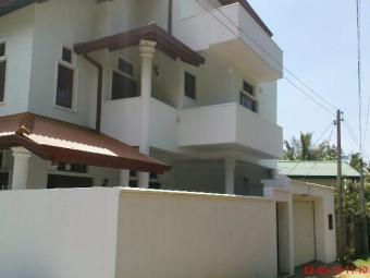 7.5P Brand New House for sale Thalahena