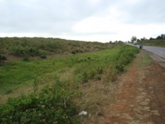 Excellent location land Thika